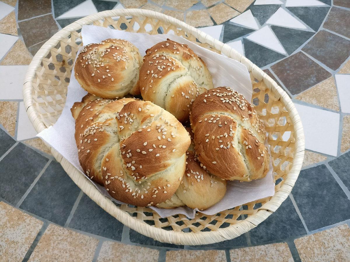 Simit – tyrkiske sesamboller
