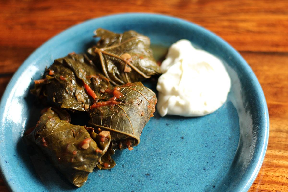Juli: Iransk mad