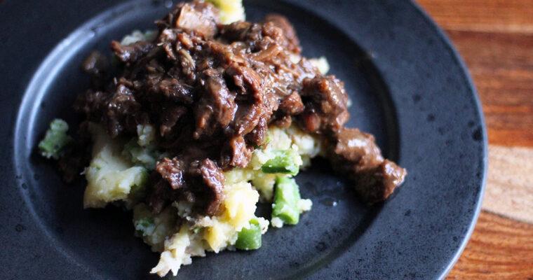 Denningvleis- sydafrikansk lammestuvning