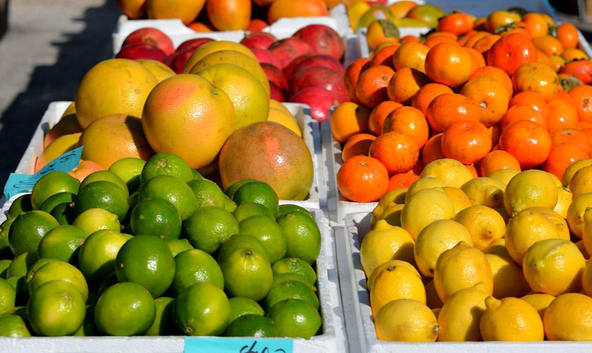 November: Grape og lime