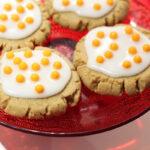 Søde saftige cookies