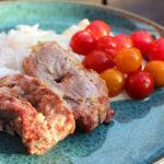 Filet kabâb – iransk kebab på lammekød