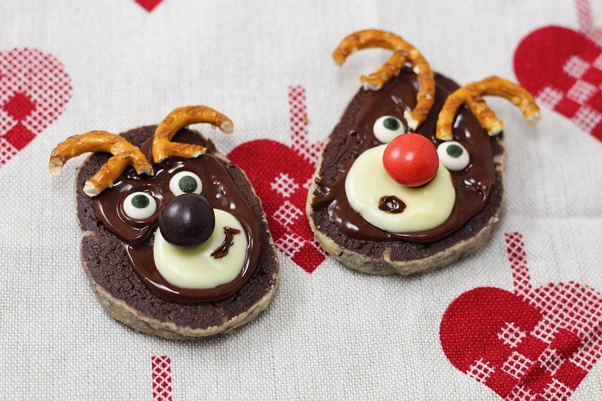 rensdyrkager, rensdyrsmåkager, chokoladesmåkager, chokoladekager, chokolade,
