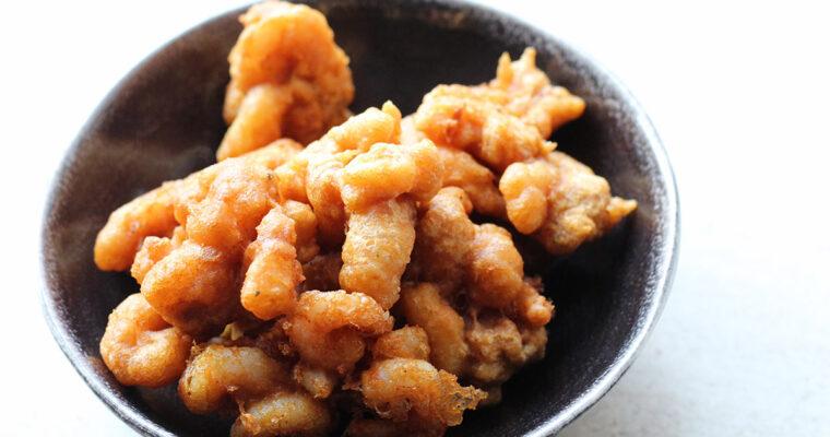 Popcorn schrimps