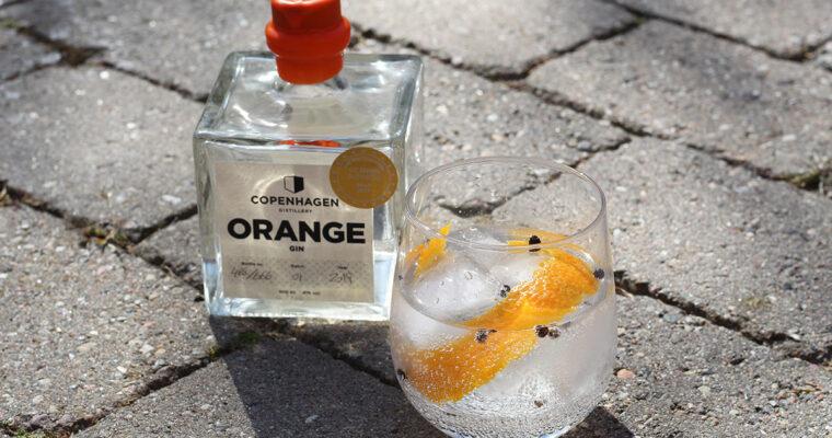 Appelsin Gin & Tonic