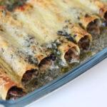 Cannelloni – svampefyldte pastarør