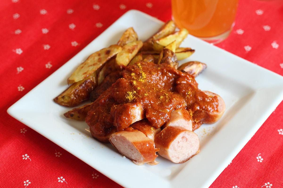 Maj: Tysk mad