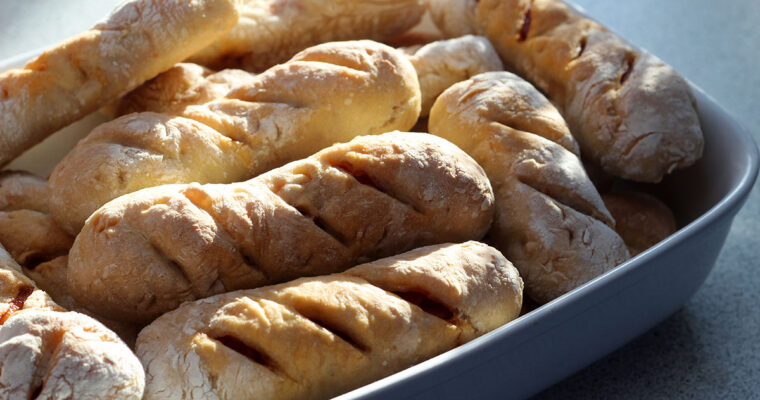 Pão com Chourico