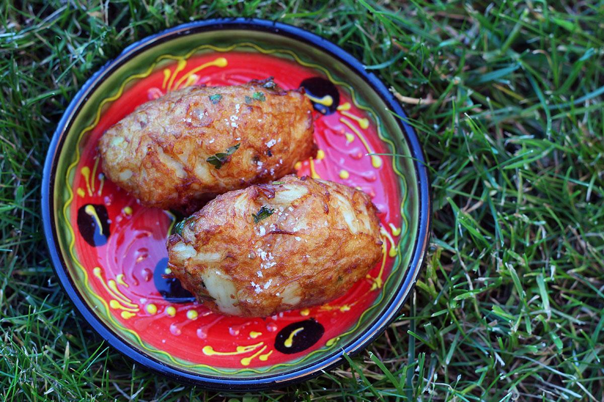 Pastéis de Bacalhau – torskekroketter