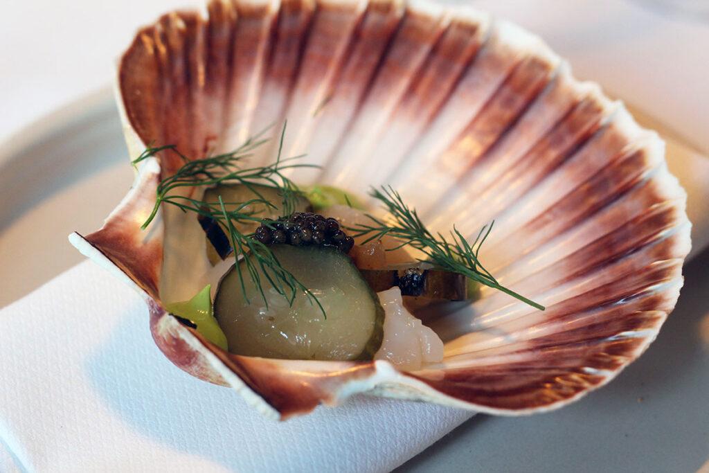 Det Røde Pakhus, restaurant, restaurantanmeldelse, madanmeldelse, restauranter på Bornholm
