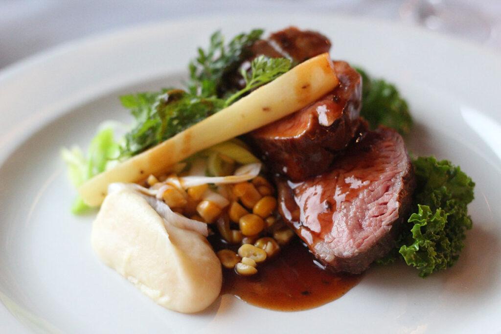 restaurant Le Port, restaurantanmeldelse, madanmeldelse, restauranter på Bornholm