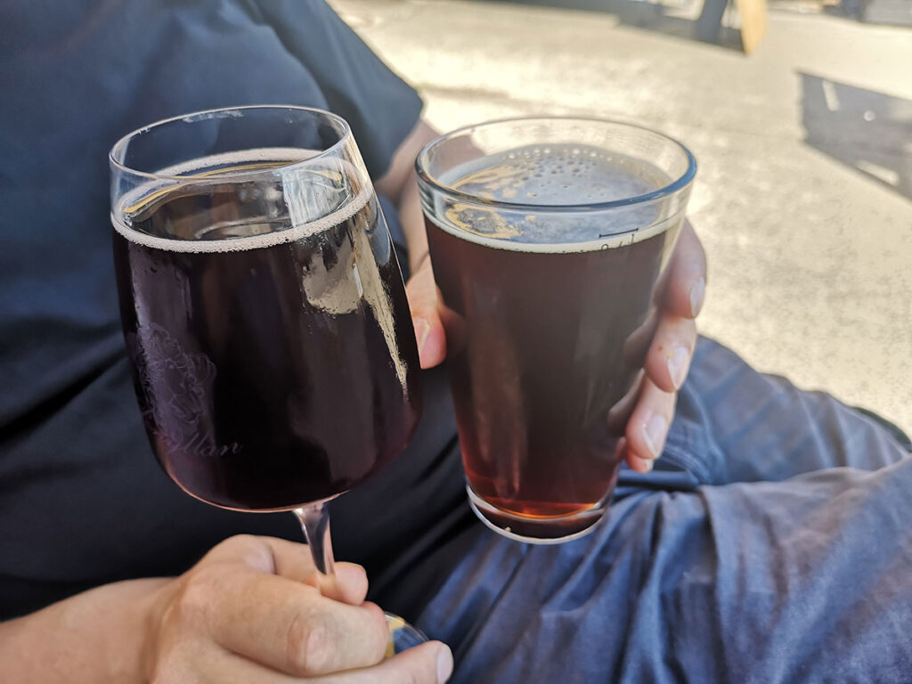 penyllan, øl, beer here, bornholm, bryggeri