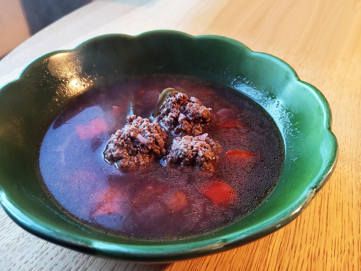 Shchi – russisk kålsuppe