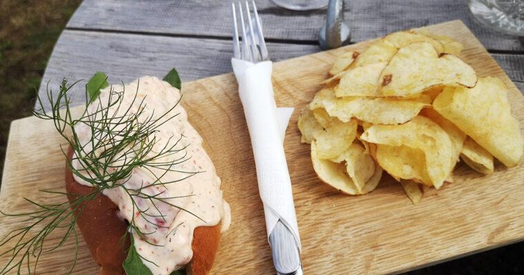 Spis en god frokost på Bornholm