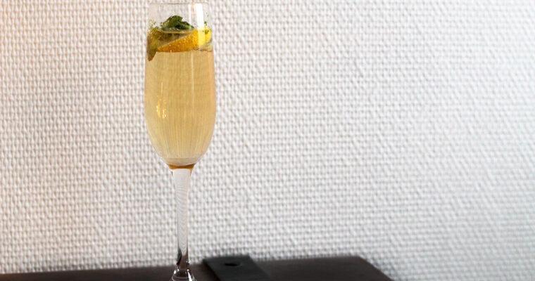 Nytårsdrink – Champagnemojito