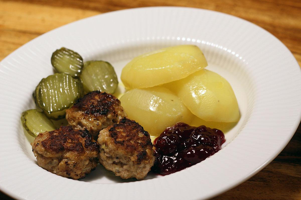 Svenske kødboller