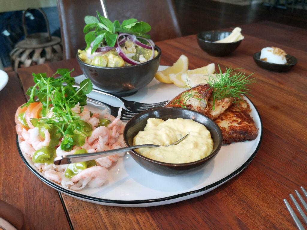 restaurant Toldboden, restaurantanmeldelse, madanmeldelse, restauranter i Frederikssund