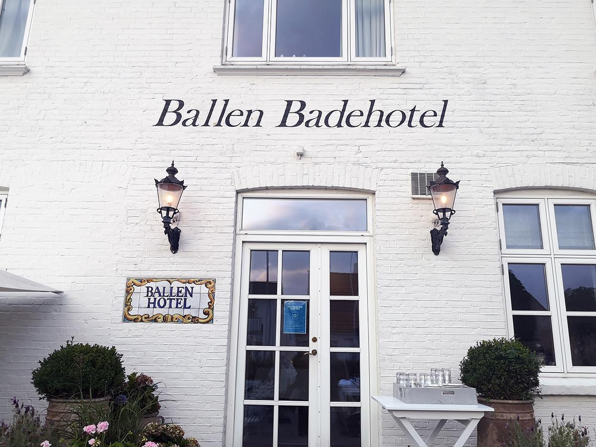 Ballen Badehotel på Samsø
