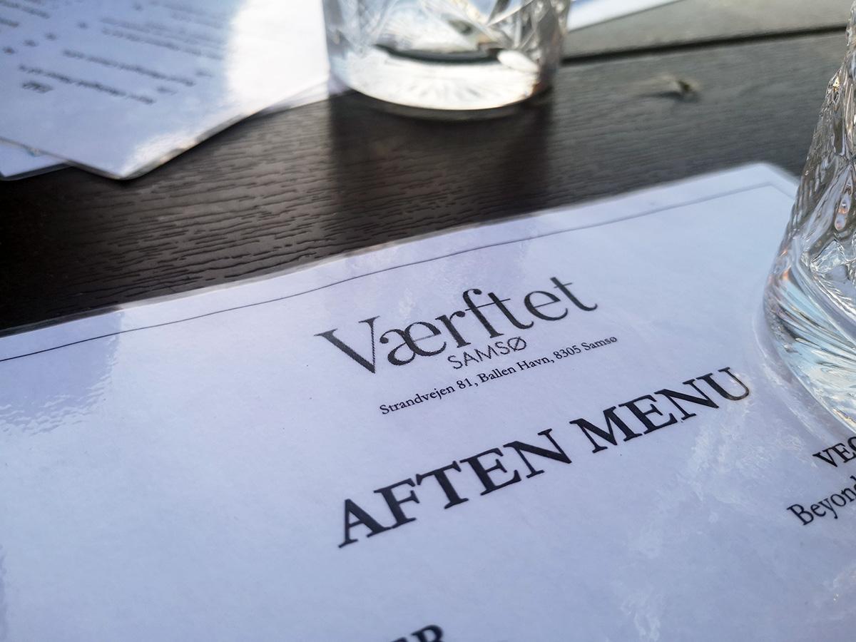 Restaurant Værftet på Samsø