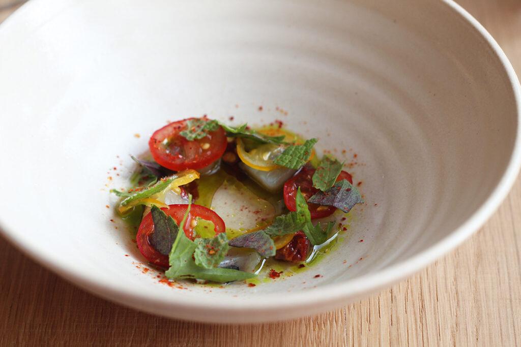 restaurant Alimentum, restaurantanmeldelse, madanmeldelse, restauranter i Aalborg