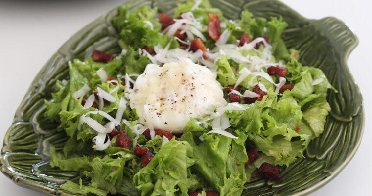 Lyonnaise salat