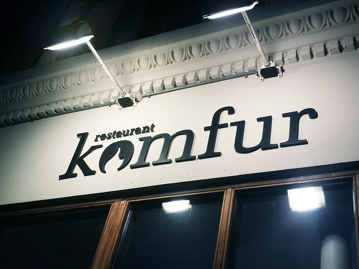 Restaurant Komfur
